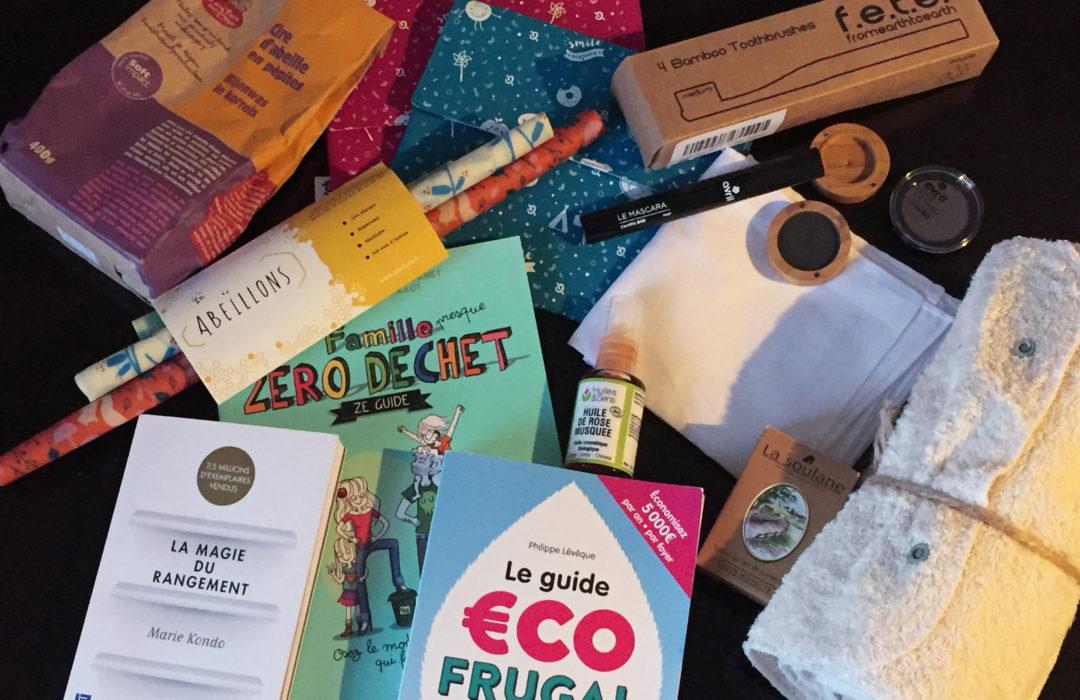 Idées de cadeaux de Noël écologiques