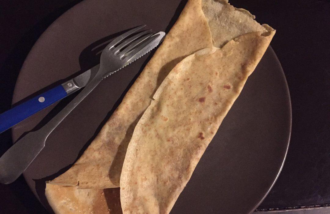 Recette de pâte à crêpes sans lait animal et sans gluten