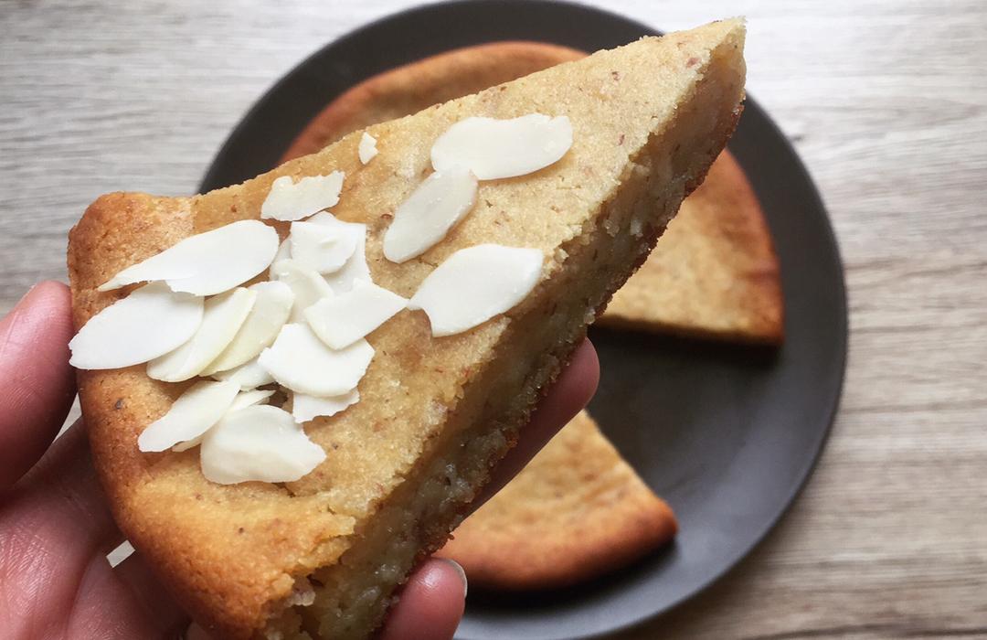 Gâteau-galette des rois sans gluten