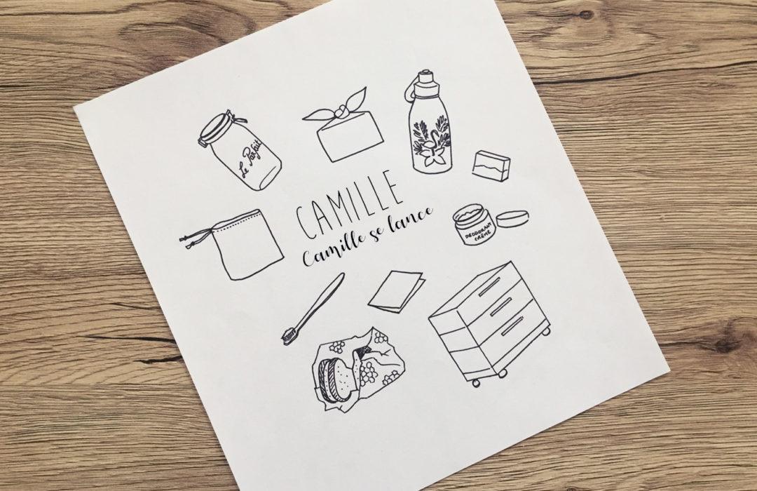 Interview de Camille du blog camille-se-lance