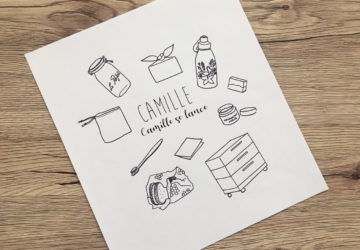 Interview de Camille du blog camille-se-lance