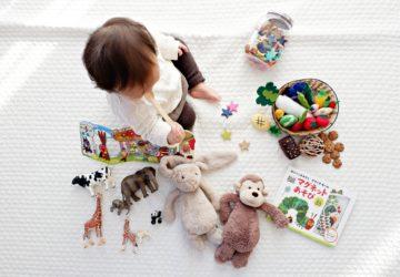 5 astuces pour ne pas se laisser envahir par les jouets de vos enfants