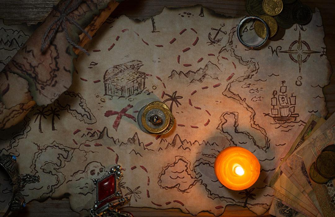 Organiser une chasse au trésor à la maison